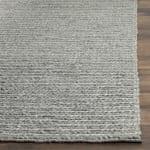 Silver Wool Rug Chipley - 9