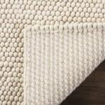 Ivory Wool Rug - 7