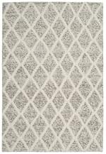 Safavieh Ivory Polyester Rug - 9