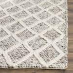 Safavieh Ivory Polyester Rug - 10