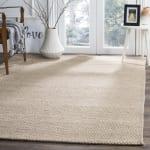 Safavieh Tan Wool Rug - 9