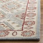 Safavieh Ivory Wool Rug - 4