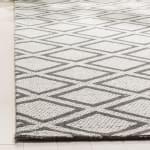 Silver Wool Rug - 5