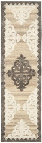 Safavieh Brown Wool Rug - 5