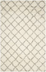 Safavieh Ivory Wool Rug - 3