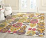 Safavieh Multi Wool Rug - 1
