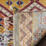Multicolored Wool Rug - 4