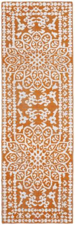 Safavieh Copper Wool Rug - 1