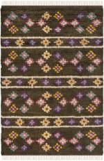 Multi Wool Rug - 1