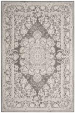 Safavieh Gray Polyester Rug - 1