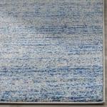 Safavieh Blue Polypropylene Rug - 7