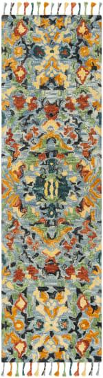 Safavieh Morgan Blue Wool Rug - 2