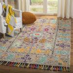 Safavieh Morgan 453 3' X 5' Gray Wool Rug - 1