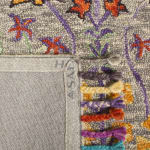 Safavieh Morgan 453 3' X 5' Gray Wool Rug - 4
