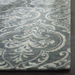 Safavieh Blue Wool Rug - 4
