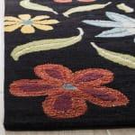 Safavieh Black Wool Rug - 4