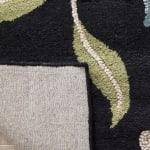 Safavieh Black Wool Rug - 5