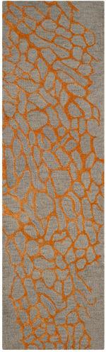 Safavieh Gray Wool Rug - 2