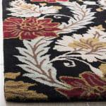 Safavieh Black Wool Rug - 8