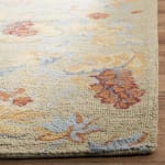 Safavieh Tan Wool Rug - 3