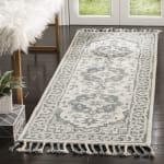 Safavieh Gray Wool Rug - 4