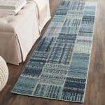Safavieh Multicolored Polypropylene Rug - 1
