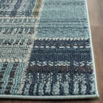 Safavieh Multicolored Polypropylene Rug - 3
