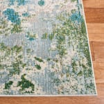 Safavieh Green 100% Polypropylene Friese Rug - 9