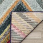 Safavieh Multicolored Polypropylene Rug - 7