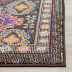Safavieh Brown Polypropylene Rug - 7