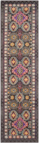 Safavieh Brown Polypropylene Rug - 5