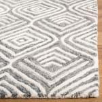 Ivory Wool Rug - 3