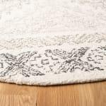 Essence Ivory Wool Rug 5' Round - 3