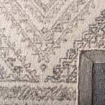 Essence Ivory Wool Rug 5' Round - 4