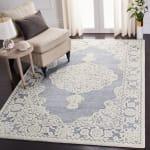 Safavieh Essence Blue Wool Rug - 1