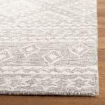 Essence Gray Wool Rug 5' Round - 3