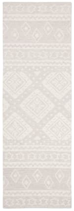 "Safavieh Essence Gray Wool Rug 2'25"" x 7' - 2"