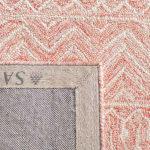 "Essence Pink Wool Rug 2'5"" x 4' - 4"