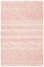 Safavieh Essence Pink Wool Rug 4' x 6' - 2