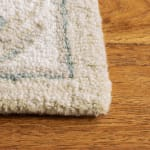 Natural Wool Rug 5' Round - 2