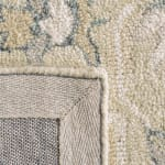 Natural Wool Rug 5' Round - 4