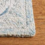 Essence Blue Wool Rug 9' x 12' - 2