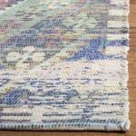 Safavieh Blue Polyester Rug - 7
