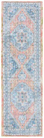 Safavieh Blue Polyester Rug - 2