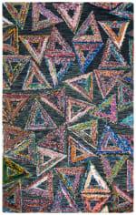 Safavieh Vail Green & Black Wool Rug - 2