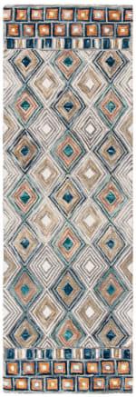 Safavieh Vail Green & Gold Wool Rug - 2