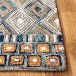 Safavieh Vail Green & Gold Wool Rug - 3