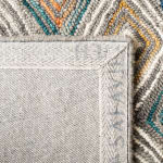 Safavieh Vail Green & Gold Wool Rug - 4