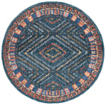 Vail Red & Green Wool Rug - 6