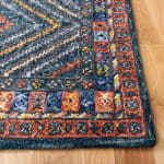 Vail Red & Green Wool Rug - 5